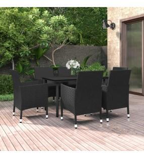 vidaXL Tarros de mermelada de vidrio tapa dorada 48 uds 110 ml