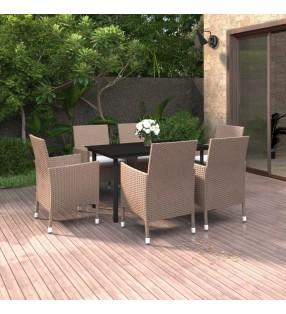vidaXL Tarros de mermelada de vidrio tapa blanca y azul 24 uds 400 ml