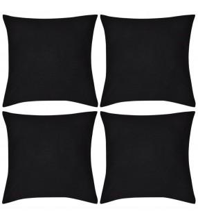 2 Fundas de algodón verde manzana para colchón 90x190-100x200 cm