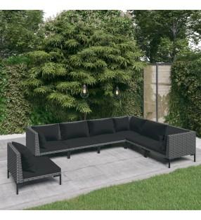 vidaXL Papelera sensor automático acero inoxidable plata y negro 80 L