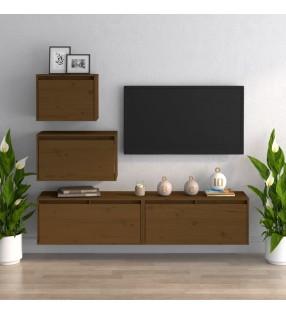 vidaXL Mesa trabajo cocina y salpicadero acero inoxidable 60x60x93 cm
