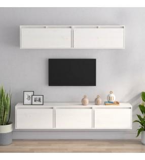 vidaXL Mesa trabajo cocina y salpicadero acero inoxidable 80x60x93 cm