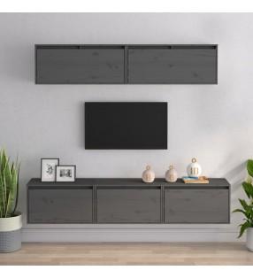 vidaXL Mesa de trabajo para cocina acero inoxidable 100x60x85 cm