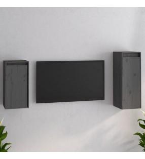 vidaXL Estante mesa de trabajo 2 niveles acero inoxidable 120x30x65 cm
