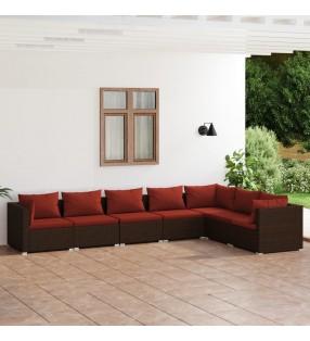 vidaXL Coche eléctrico con control remoto Audi A3 rojo