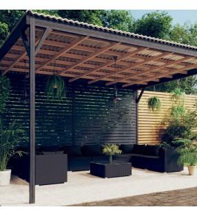 Portería Con Lona De Entrenamiento 240 x 92 x 150 cm