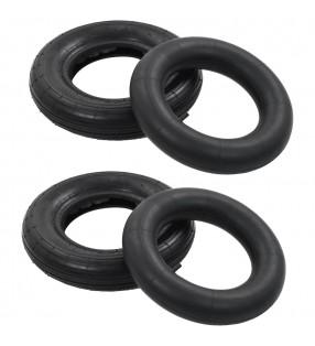 vidaXL Reja de seguridad ajustable ventana con 2 barras 700-1050 mm