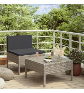 vidaXL Set de paddel surf tabla SUP inflable rojo y blanco