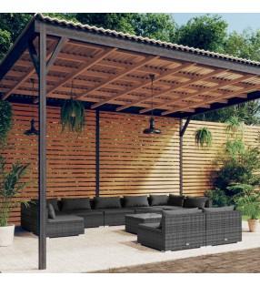 Set juego Kubb de madera