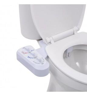 vidaXL Reja de seguridad ajustable ventana con 4 barras 700-1050 mm
