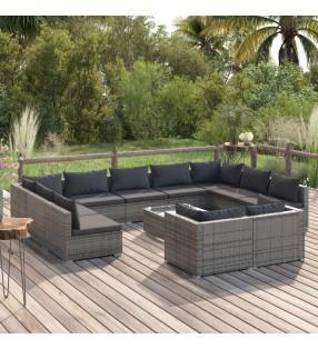 vidaXL Conjunto de 2 sacos de dormir ligeros de tipo momia XXL