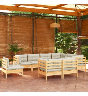 vidaXL Saco de dormir rectangular ligero para una persona