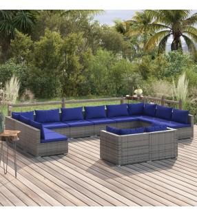 visaXL Monociclo rojo ajustable 50,8 cm