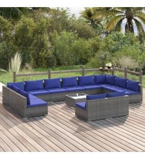 vidaXL Escalera de seguridad de piscina elevada 3 peldaños 107 cm