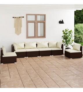vidaXL Mochila de colegio 40 L negra y gris