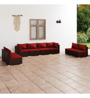 vidaXL Juego de maletas rígidas cuatro unidades antracita