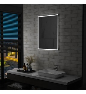 vidaXL Plato de ducha rectangular de ABS blanco 70x120 cm