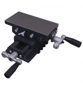 vidaXL Plato de ducha cuadrado de ABS negro 80x80 cm