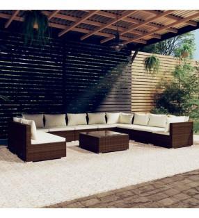 vidaXL Bicicleta elíptica orbitrac 2 en 1 resistencia de cinta 50 cm