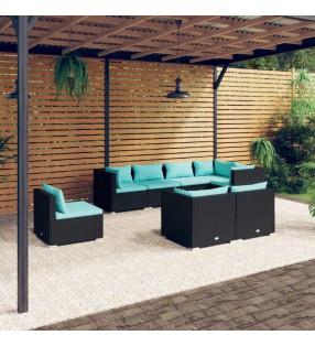 vidaXL Manguera de piscina azul 32 mm 6,6 m
