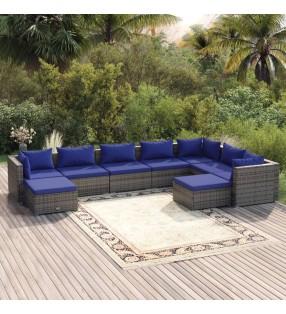 vidaXL Maletín de maquillaje aluminio negro 22x30x21 cm