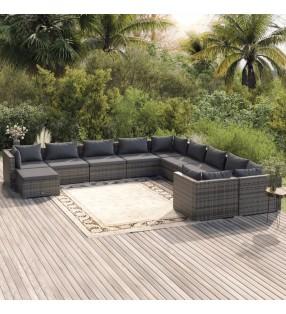 vidaXL Maletín para armas de aluminio negro 134x35x12 cm