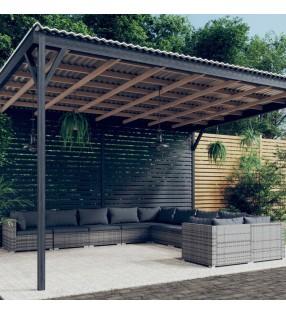 vidaXL Patinete eléctrico con asiento y LED 120 W rojo