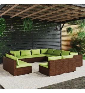 vidaXL Rodillo de yoga EPE verde 15x90 cm