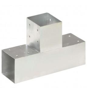 vidaXL Mosquitera para ventanas marrón 80x100 cm