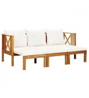 vidaXL Alfombrilla de seguridad cama elástica PE redonda verde 4,26m