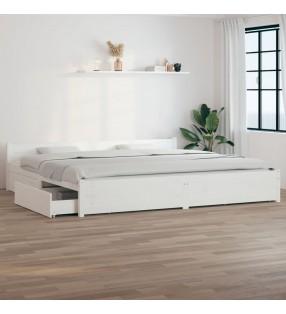 vidaXL Bolsas estuches de equipaje 6 piezas gris