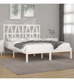 vidaXL Láminas autoadhesivas puertas 2 uds PVC madera blanca 210x90cm