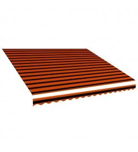 vidaXL Marquesina para puerta 300x100 cm