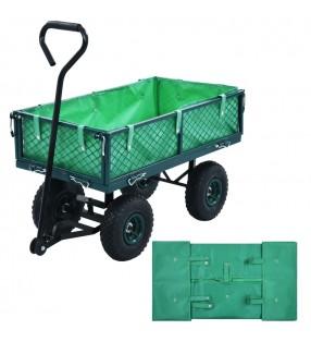 vidaXL Asiento tapa de inodoro con cierre suave blanco