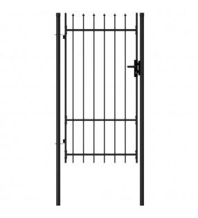 Set para alambre concertina con aplicador de clips, guantes, 200 clips
