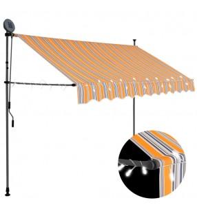 Lavabo de cerámica con agujero para grifo/desagüe blanco redondo