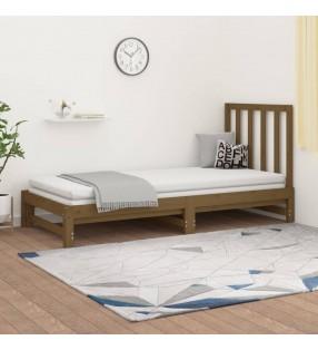 vidaXL Parque infantil escalada interior con escalera y anillas madera