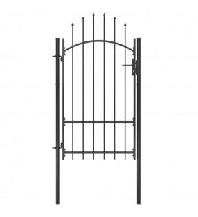 vidaXL Sistema de panel de ducha acero inoxidable cuadrado