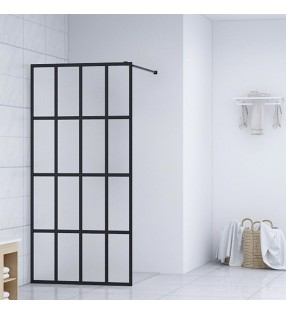 vidaXL Sistema de panel de ducha aluminio blanco mate