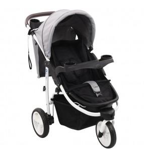 vidaXL Coche correpasillos eléctrico Mercedes Benz AMG S63 rojo 12 V