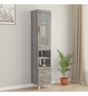 vidaXL Juego de muebles de jardín 2 piezas ratán sintético negro