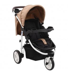vidaXL Coche correpasillos eléctrico Mercedes Benz AMG S63 blanco 12 V