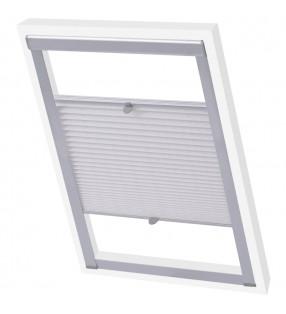 Mantel para 1 mesa alargada y 2 fundas crema para 2 bancos, 240 x 70cm