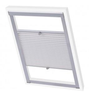 Mantel para 1 mesa alargada y 2 fundas crema para 2 bancos, 240 x 90cm