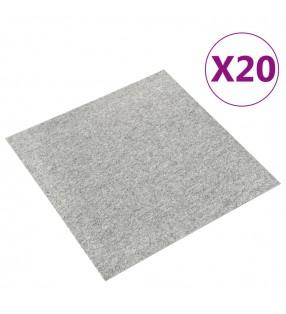 vidaXL Rampa de protección de cable 1 canal goma 100 cm