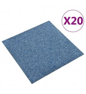 vidaXL Rampa de protección de cable 3 canales goma 93 cm