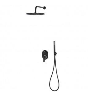 vidaXL Manguera de succión con conectores de latón 10 m 25 mm verde
