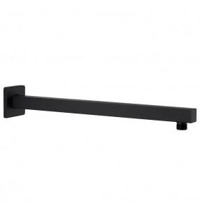 vidaXL Manguera de succión con conectores de latón 10 m 25 mm negra