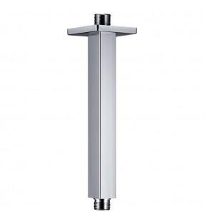 vidaXL Manguera de succión con conectores 4 m 22 mm verde