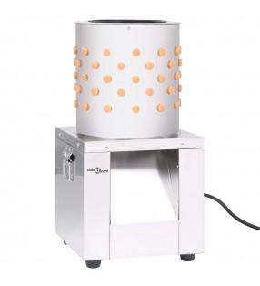 vidaXL Maniquí de mujer completo base de vidrio negro brillante 175 cm